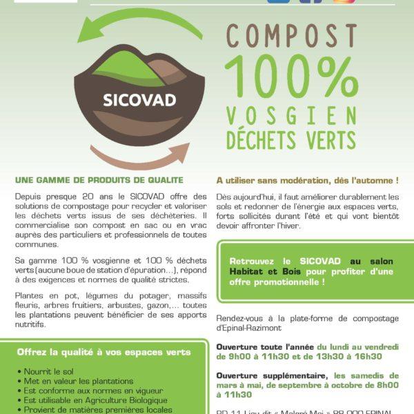 Compost: produits de qualité