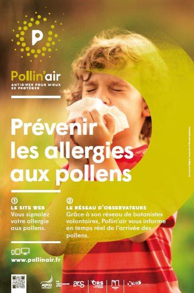 Le réseau Pollin'air