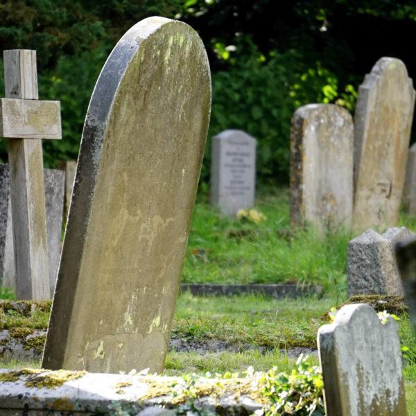 Concession cimetière