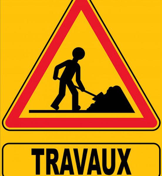 Travaux échangeur Epinal-Jeuxey