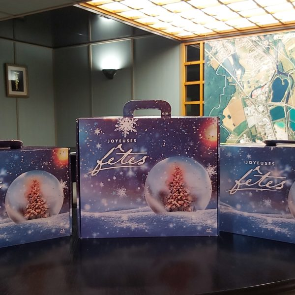 200 colis de Noël ont été remis à nos aînés