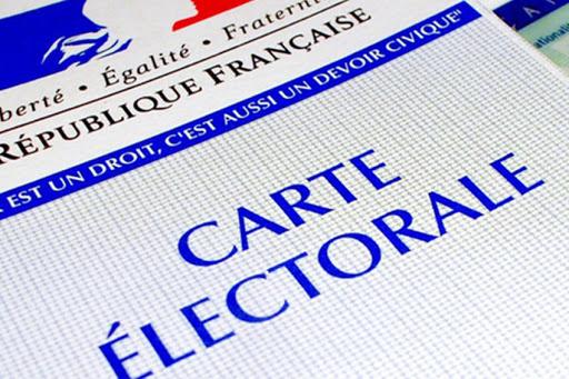RAPPEL : Elections de juin : le bureau de vote sera situé à la MAISON DE CHAVELOT