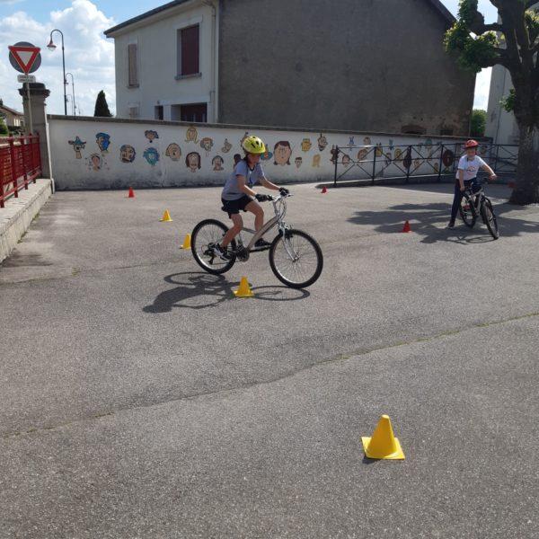 """Le vélo a le vent en poupe : """"Savoir rouler à vélo"""", un objectif pour les petits Chavelotais"""