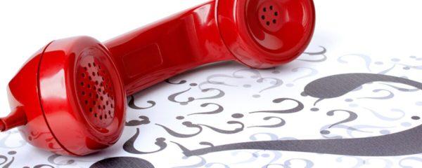 Périscolaire : contact téléphonique
