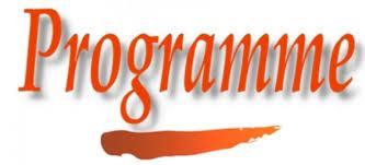 Club du Trait d'Union : programme du 4ème trimestre